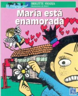 María está enamorada