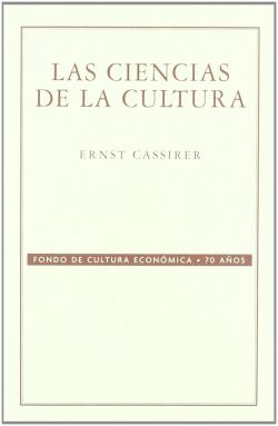 Las ciencias de la cultura