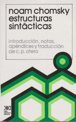 ESTRUCTURAS SINTACTICAS