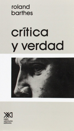 Crítica y verdad
