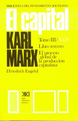 8.El capital. Libro tercero