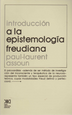 Introduccion epistemologia freudiana psicoanalisis