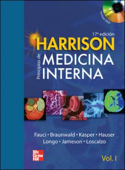 Harrison principios de medicina interna 17 ed. set 2 vols