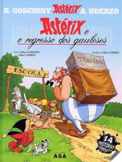 Asterix e o regreso dos gauleses