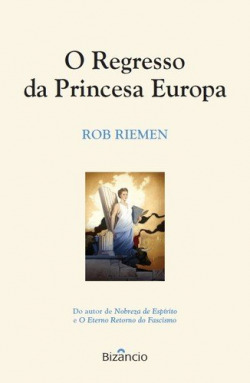 o regreso da princesa europa