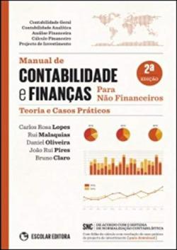 MANUAL CONTABILIDADE FINANçAS NAO FINANCIEROS