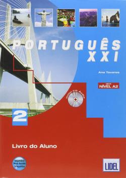 PORTUGUES XXI 2 (LIBRO+CUADERNO+CD)