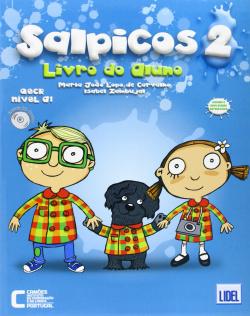 SALPICOS 2 (PACK ALUMNO +CD) PORTUGUES