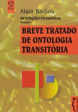 Breve Tratado de Ontologia Transitória