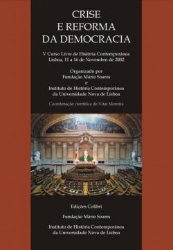 CRISE E REFORMA DA DEMOCRACIA