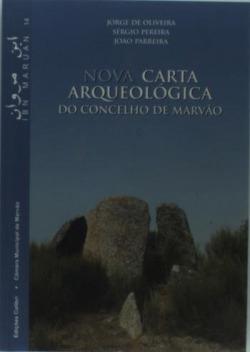 nova carta arqueologica de concelho de marvao