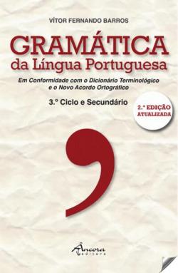 Gramática da lingua Portuguesa