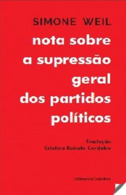 NOTA SOBRE A SUPRESSAO GERAL DOS PARTIDOS POLÍTICOS