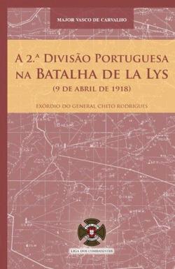 A 2.ª Divisão Portuguesa na batalha de la Lys (9 de abril de 1918)