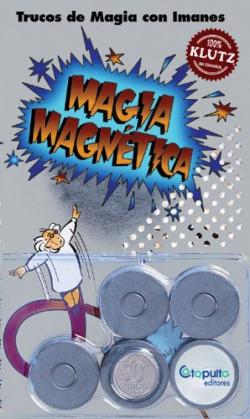 Magia magnetica. trucos de magia con imanes