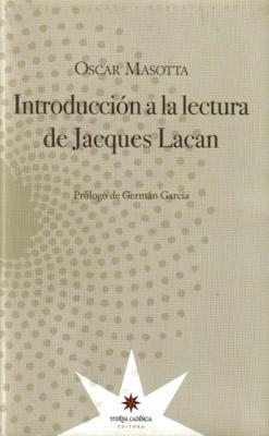 Introducción a la lectura de Jacques Lacan