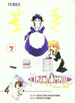 Mahoromatic, 7