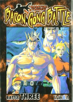 Baron Gong Battle, 3