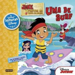 JAKE E OS PIRATAS DA TERRA DO NUNCA: UMA DE SURF