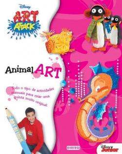 ART ATTACK: ANIMAL ART