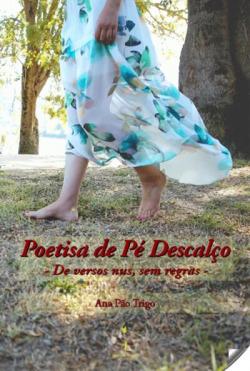 poetisa de pé descalço