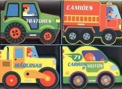 OS MEUS VEICULOS A MOTOR: CARROS E MOTOS, CAMIOES, MAQUINAS E TRATORES