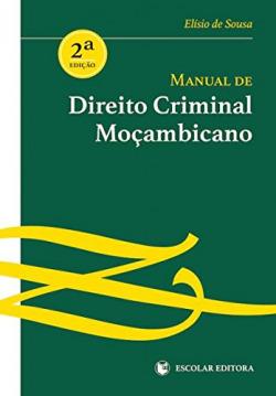 Manual de direito criminal Moçambicano