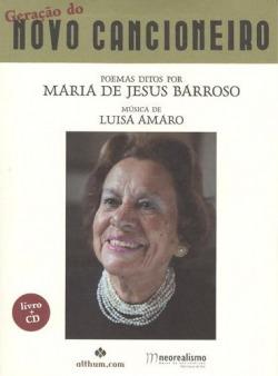 Geração do Novo Cancioneiro + Livro/CD