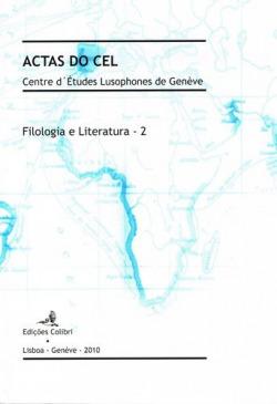 FILOLOGIA E LITERATURA û 2 - ACTAS DO CEL