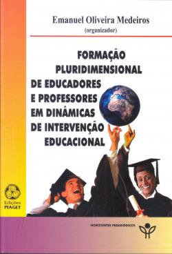 Formaçao pluridimensional educadores dimâmicas de intervenÇao educacional