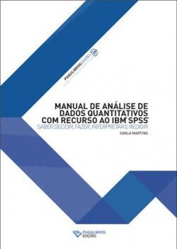 manual analise de dados quantitativos com recurso