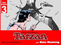 TARZAN TIRAS, 3 MUERTE EN PAL-UI-DON