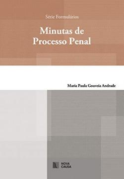 MINUTAS PROCESSO PENAL