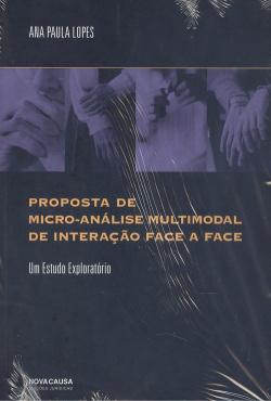 PROPOSTA DE MICRO-ANALISE MILTIMODAL DE INTERAÇAO DFACE A FACE