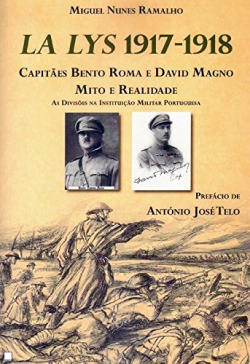 La Lys 1917-1918: capitães Bento Roma e David Magno