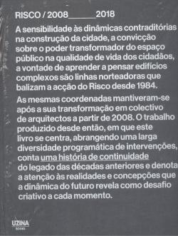 Risco 2008;2018