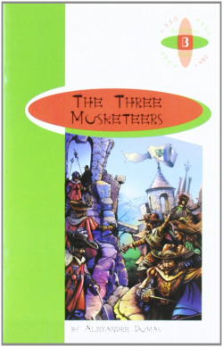 The three musketeers 1º eso