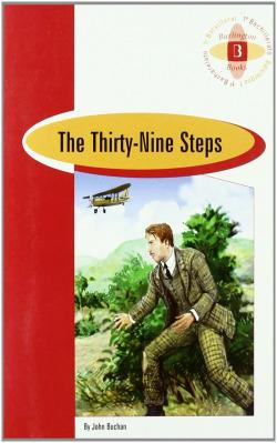 1º bach. the thirty nine steps. burlington