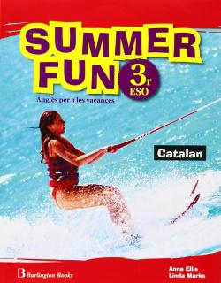Summer fun alum+cd 3 eso catalan