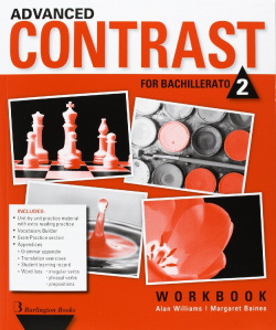 (13).*ADVANCED CONTRAST FOR 2º.BACH.(WORKBOOK)