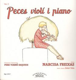 PECES VIOLI I PIANO V